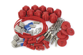 170g (6oz) Splash Down Assembly Kit - Red